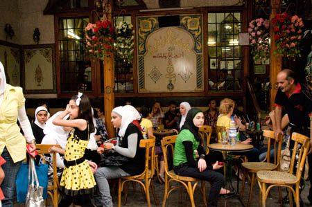 cafe damascus